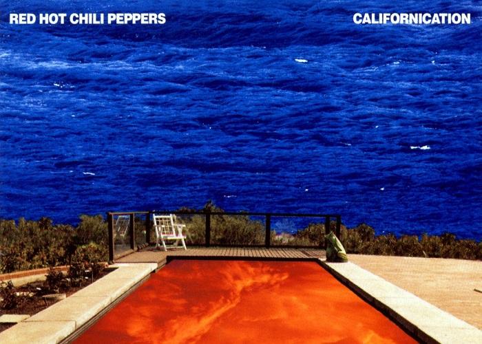 """EL 8 DE JUNIO DE 1999 LOS RED HOT CHILI PEPPERS LANZAN EL DISCO """"CALIFORNICATION"""""""