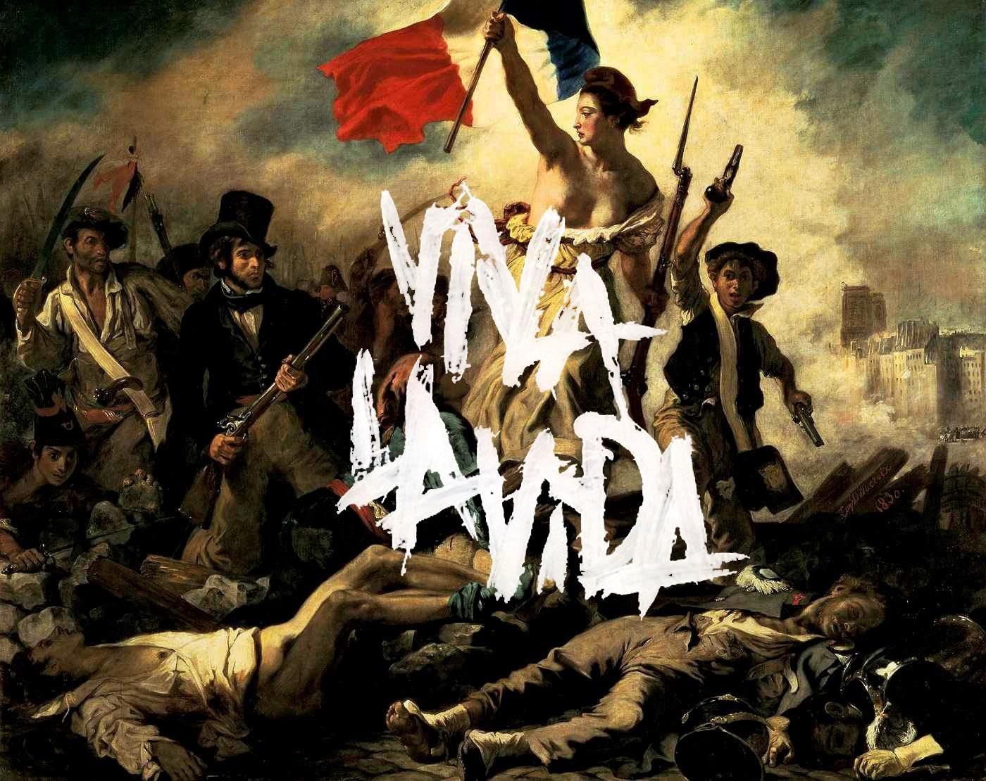 """EL DISCO """"VIVA LA VIDA OR DEATH AND ALL HIS FRIEND"""" FUE LANZADO UN 12 DE JUNIO DE 2008"""