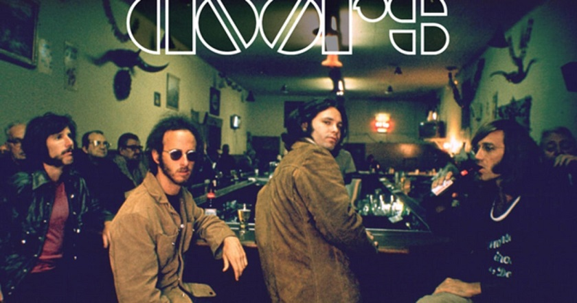 "EN JULIO THE DOORS LANZA SU TERCER DISCO ""WAITING FOR THE SUN"""