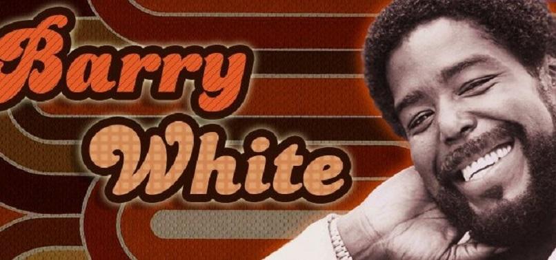 UN DÍA COMO HOY MUERE BARRY WHITE
