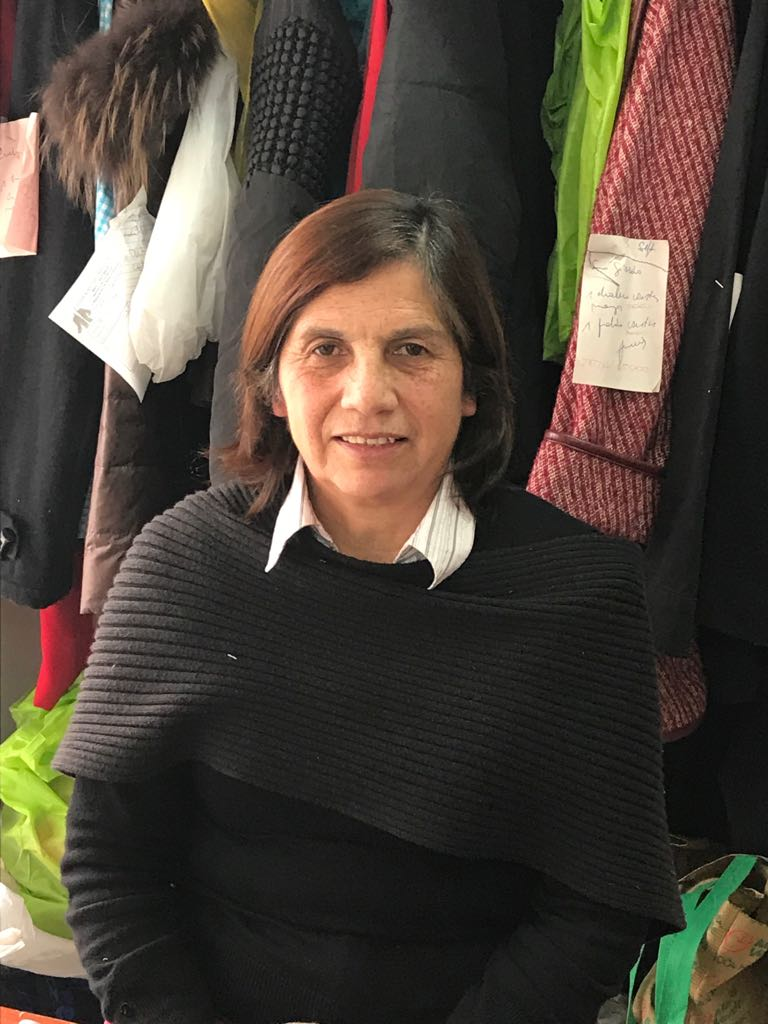Modista Cecilia Agüero Alvarez