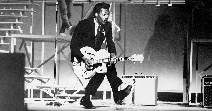 RECORDANDO A CHUCK BERRY
