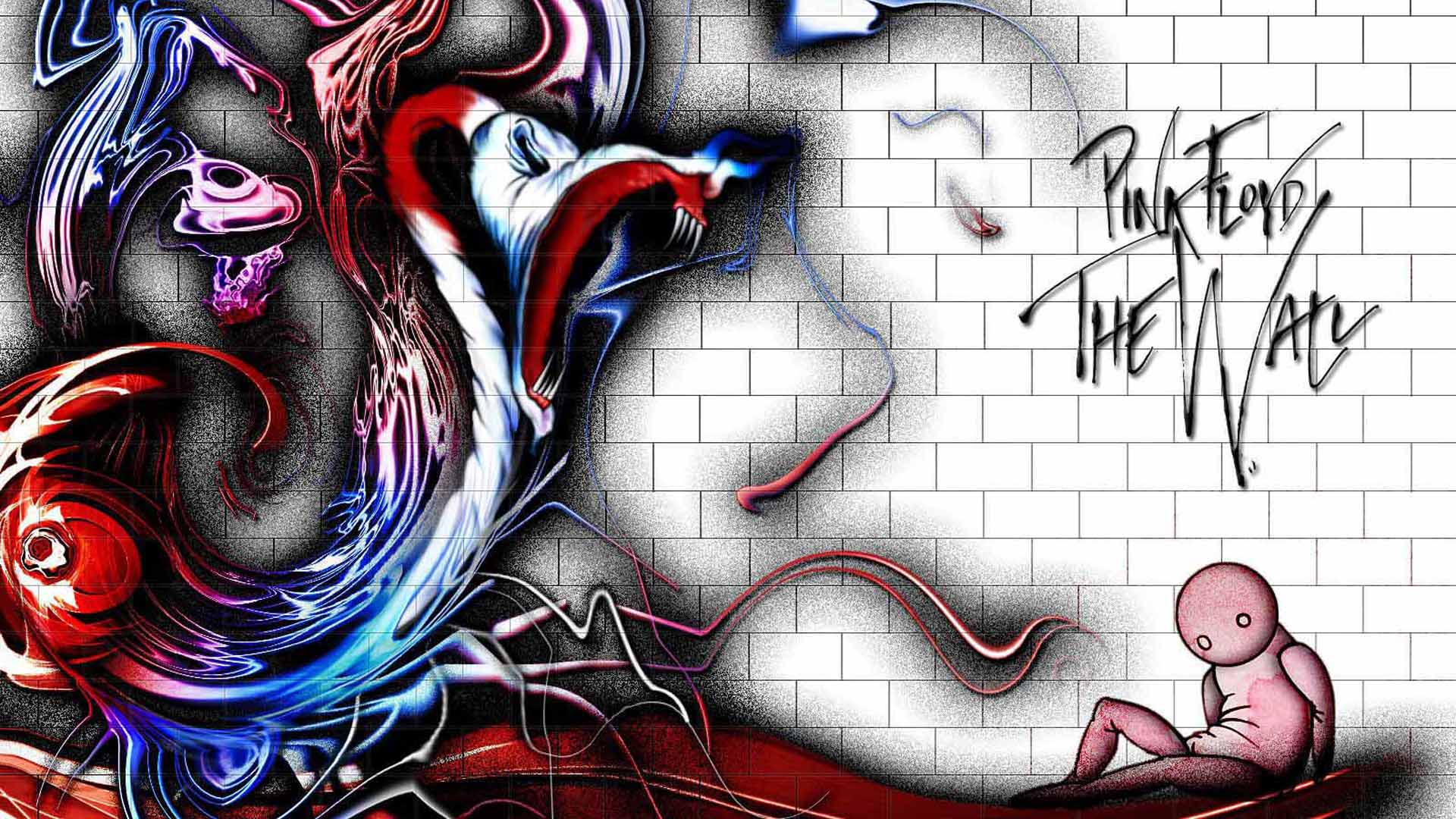 THE WALL – PINK FLOYD