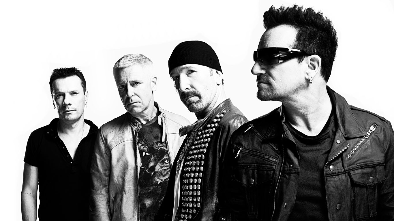 SE PUBLICA EL DISCO THE JOSHUA TREE DE U2
