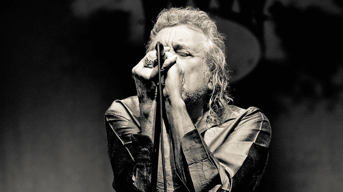 THE PRINCIPLE OF MOMENTS – ROBERT PLANT