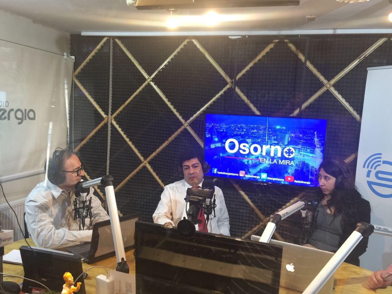 ENTREVISTA RECTOR UNIVERSIAD DE LOS LAGOS – OSCAR GARRIDO