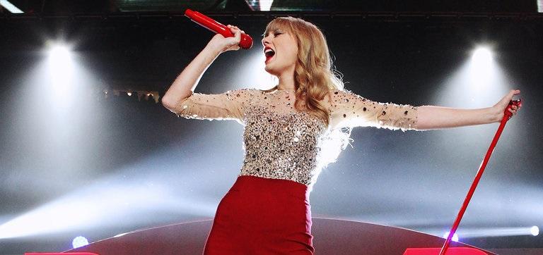 """""""RED"""" DE TAYLOR SWIFT"""