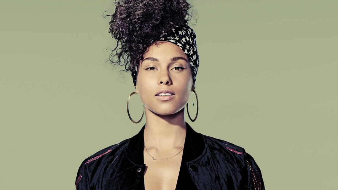 THE ELEMENT OF FREEDOM – ALICIA KEYS