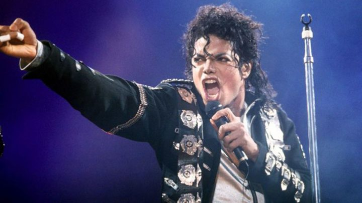 MICHAEL JACKSON LANZA GOT TO BE THERE