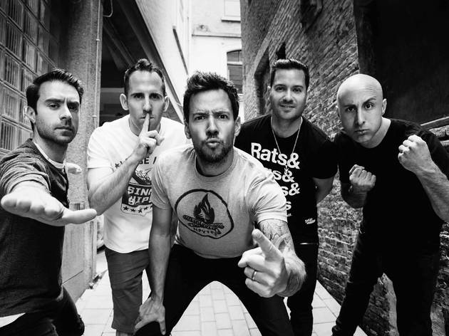 "SIMPLE PLAN LANZA SU DISCO ""NO PADS, NO HELMETS… JUST BALLS"""